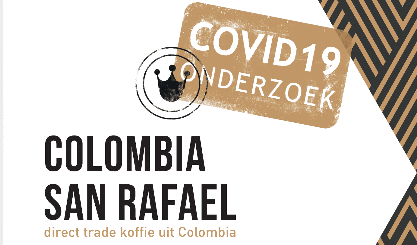 Koffie uit Colombia thuisbezorgd