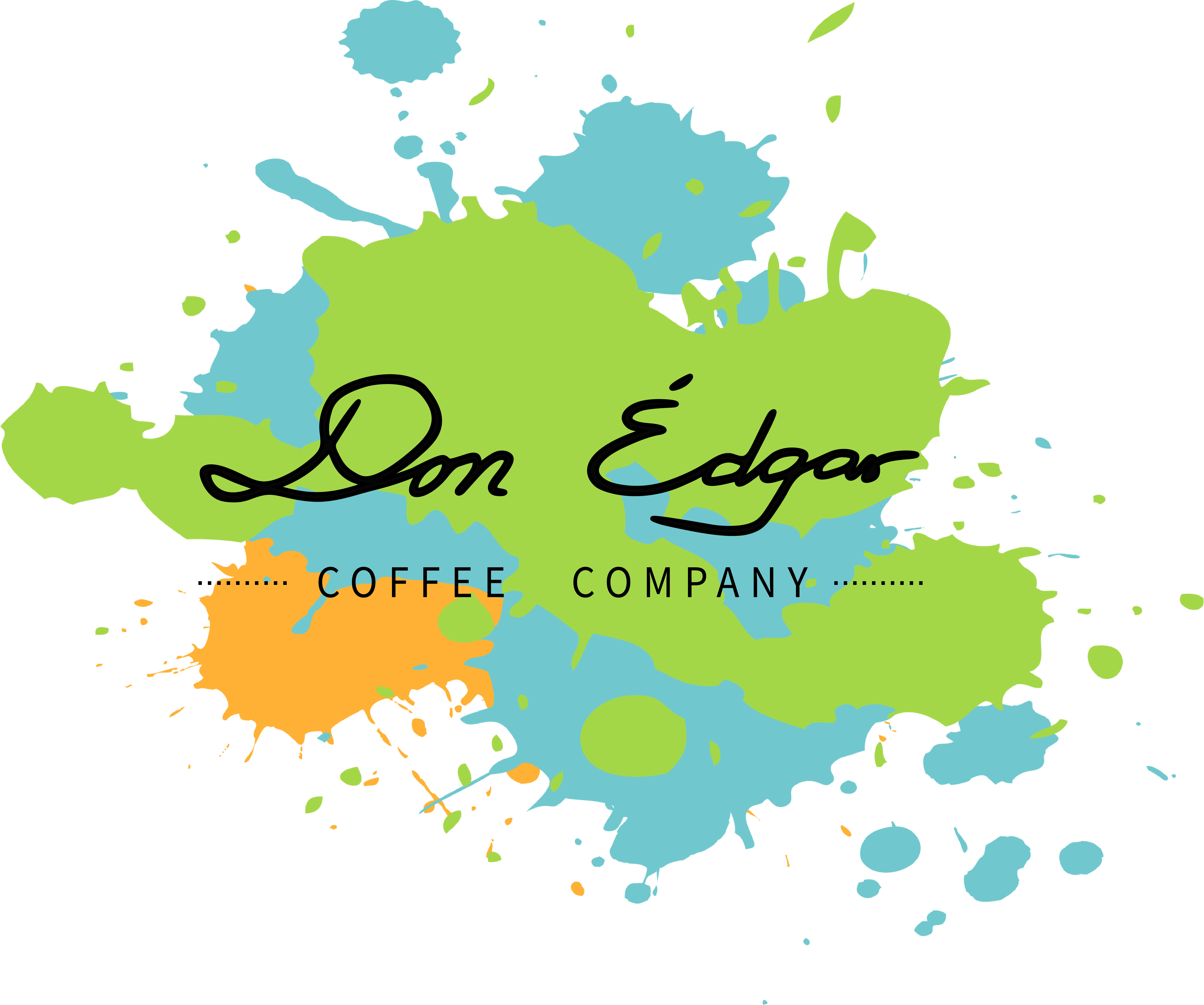 Don Edgar Coffee Company logo